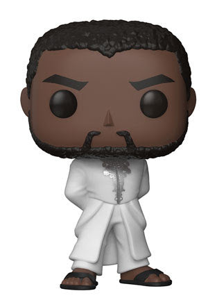 Funko Pop Marvel Black Panther - Black Panther in Robe (White)