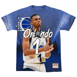 Mitchell & Ness NBA Orlando Magic City Pride Tee - Penny Hardaway