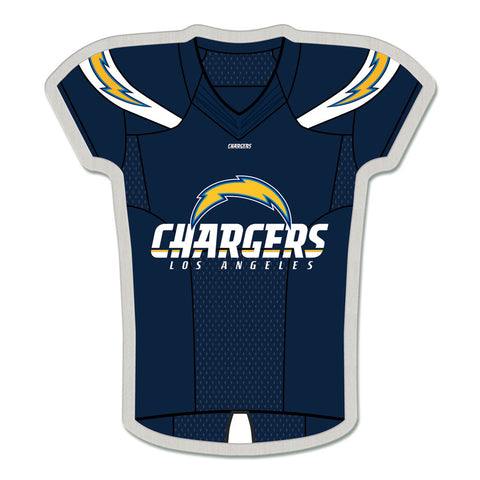nfl los angeles chargers jersey pin nerdy collectibles rh nerdycollectibles com Los Angeles Jaguars NFL Los Angeles Skyline Clip Art
