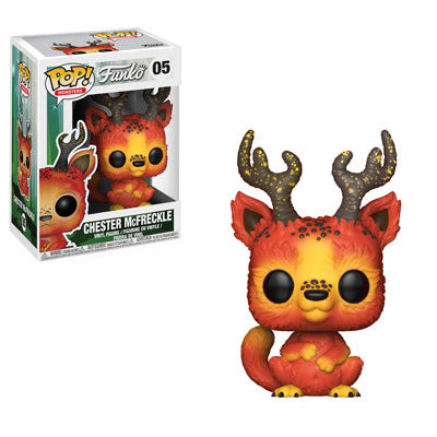 Funko Pop Monsters - Chester McFreckle