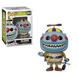 Funko Pop Disney The Nightmare Before Christmas - Clown