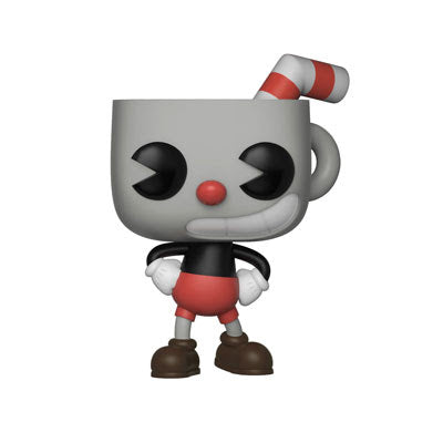Funko Pop Games Cuphead Series 1 - Cuphead