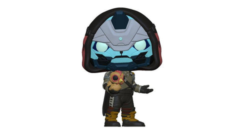 Funko Pop Games Destiny Cayde-6 with Chicken