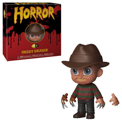 Funko 5 Star Horror - Freddy Krueger