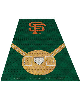 MLB San Francisco Giants Display Plate