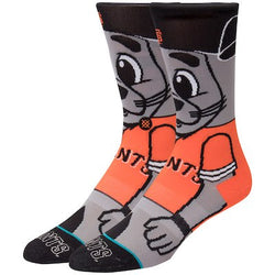 Stance MLB San Francisco Giants Mascot Crew Socks