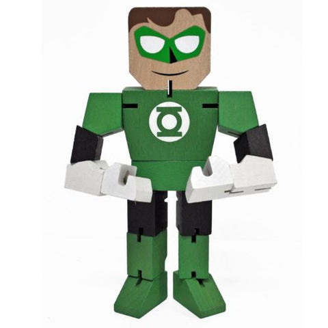 DC Wood Warriors Green Lantern Action Figure
