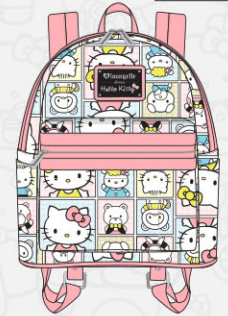Loungefly Hello Kitty and Friends Mini Backpack