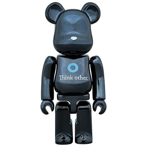 Bearbrick I Am Other Black 100% Figure