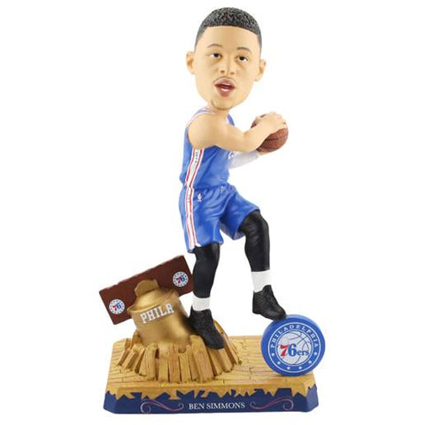 NBA Philadelphia 76ers Ben Simmons Breakthrough Series Bobblehead