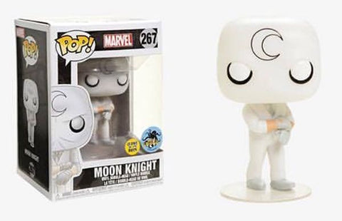 Funko Pop Marvel Moon Knight (Glow in the Dark)