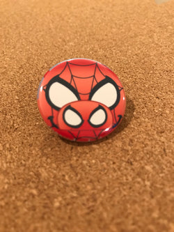 Marvel Spider-Ham Pin Back Button