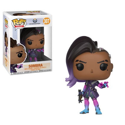 Funko Pop Games Overwatch Series 3 - Sombra