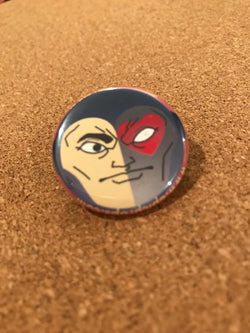 Marvel Jack of Hearts Pin Back Button