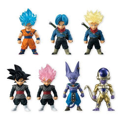 Bandai Shokugan Dragon Ball Super Adverse Series 4 Mini Figures - Blind Box
