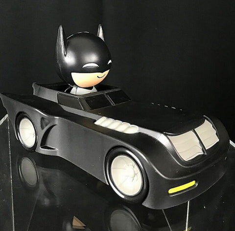 Funko Dorbz Ridez DC The Animated Series Batman & Batmobile