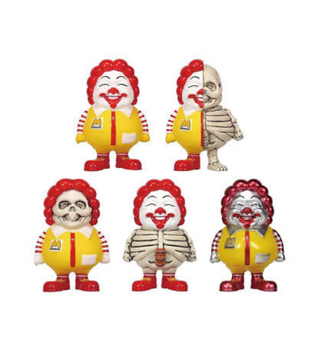 Popagana Ron English MC Supersize Mini Figure - Blind Box