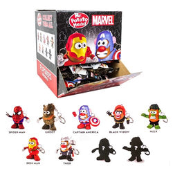 Marvel Mr. Potato Head Key Chain - Blind Bag