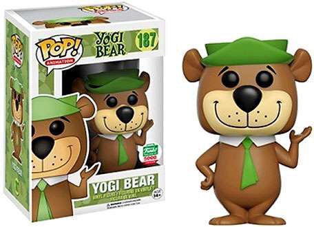 Funko Pop Animation Yogi Bear