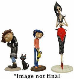 NECA Coraline Best Of Figure Set