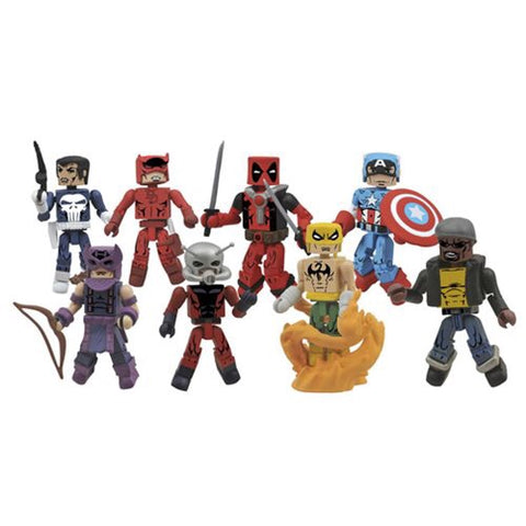 Marvel Minimates Greatest Hits Series 2 - Complete Set