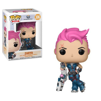 Funko Pop Games Overwatch Series 3 - Zarya