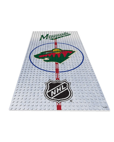 NHL Minnesota Wild Display Plate