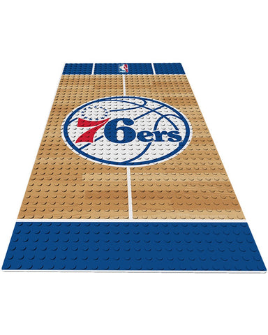 NBA Philadelphia 76ers Display Plate