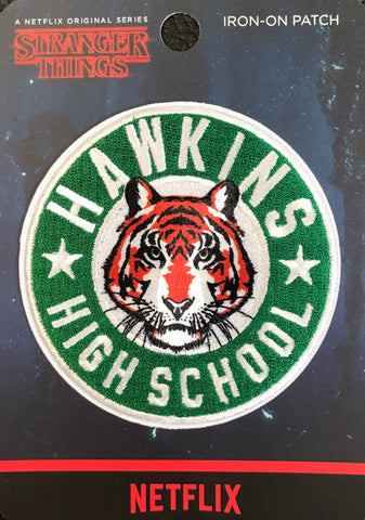 Loungefly Stranger Things Hawkins High School Iron-On Patch