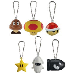 Bandai America Nintendo Charm Collection Super Mario Brothers - Blind Box