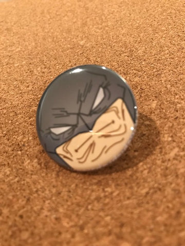 DC Comics The Dark Knight Batman Pin Back Button