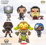 Funko Pop Games Overwatch Series 4 Set of 6