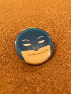 DC Comics 70s Batman Pin Back Button