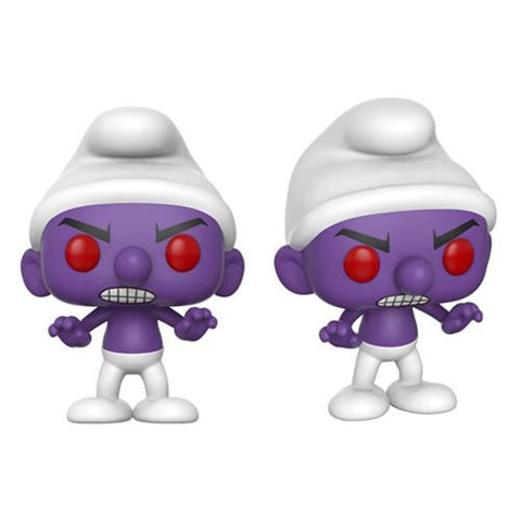 Funko Pop Animation Smurfs Purple Smurf