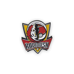 Couples Therapy Co. Team Rapidash (Ember Red) Enamel Pin