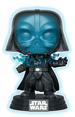 Funko Pop Star Wars The Last Jedi - Electrocuted Darth Vader (Glow in the Dark)