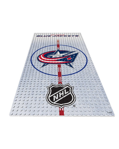 NHL Columbus Blue Jackets Display Plate