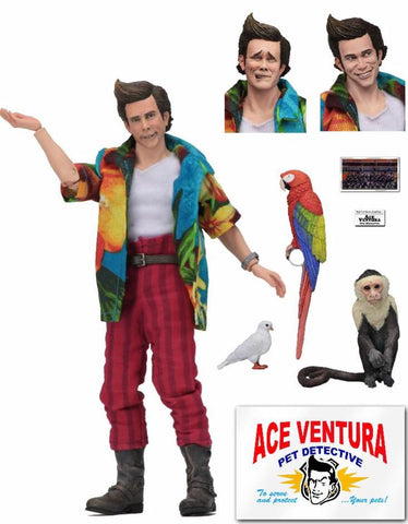NECA Ace Ventura Action Figure