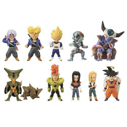 Bandai Dragon Ball Z WCF Cell Saga Mini Figure