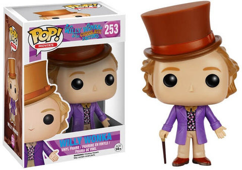 Funko Pop Movies Willy Wonka and The Chocolate Factory - Willy Wonka