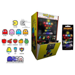FiGPiN 8-Bit Pac-Man Enamel Pins - Full Case