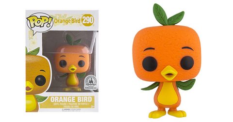 Funko Pop Disney Orange Bird