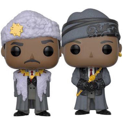 Funko Pop Movies Coming to America Set of 2