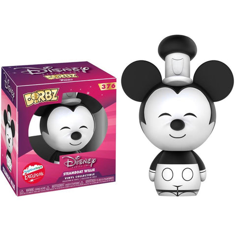 Funko Dorbz Disney Steamboat Willie