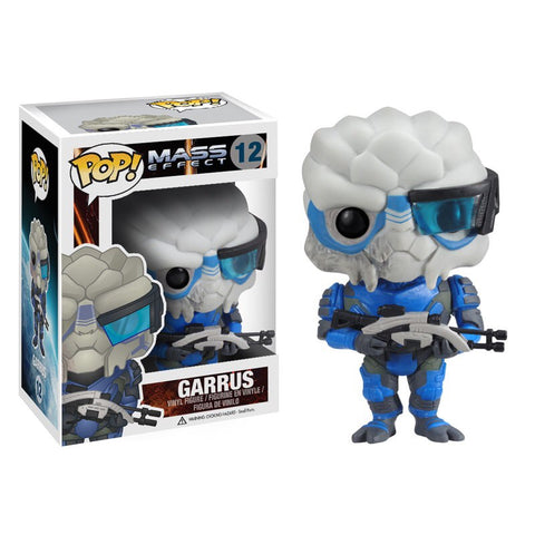 Funko Pop Games Mass Effect Garrus