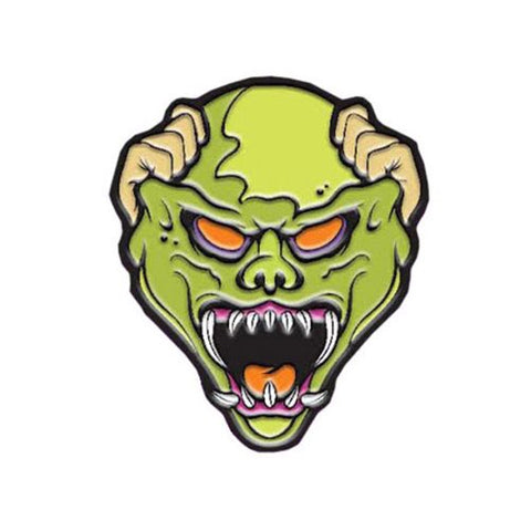 Creepy Co. Goosebumps The Haunted Mask Pin