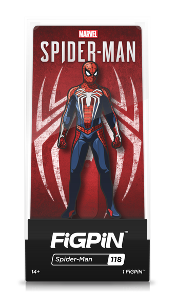 FiGPiN Marvel Spider-Man the Game - Spider-Man