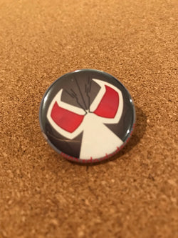 DC Bane Pin Back Button