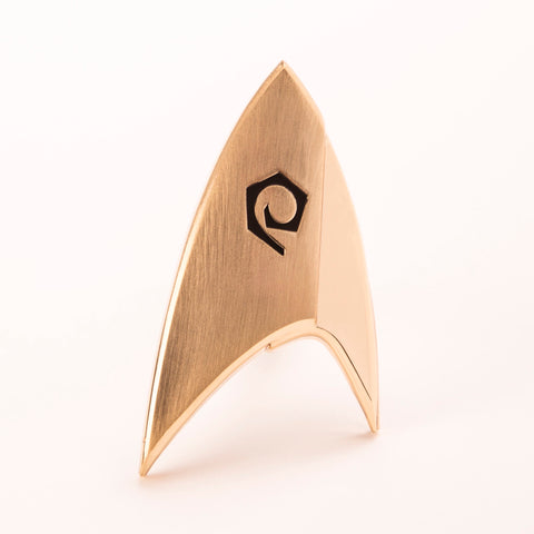 Star Trek Discovery Magnetic Badge - Operations