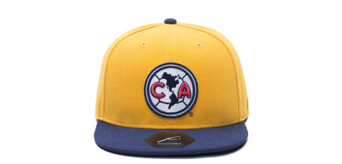 Club America Team Snapback Hat